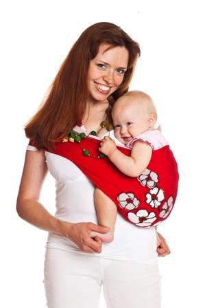 Слинг-карман на бедре и на спине  верх спинки ребенка должен быть хорошо  притянут ... d2451fbc6f6